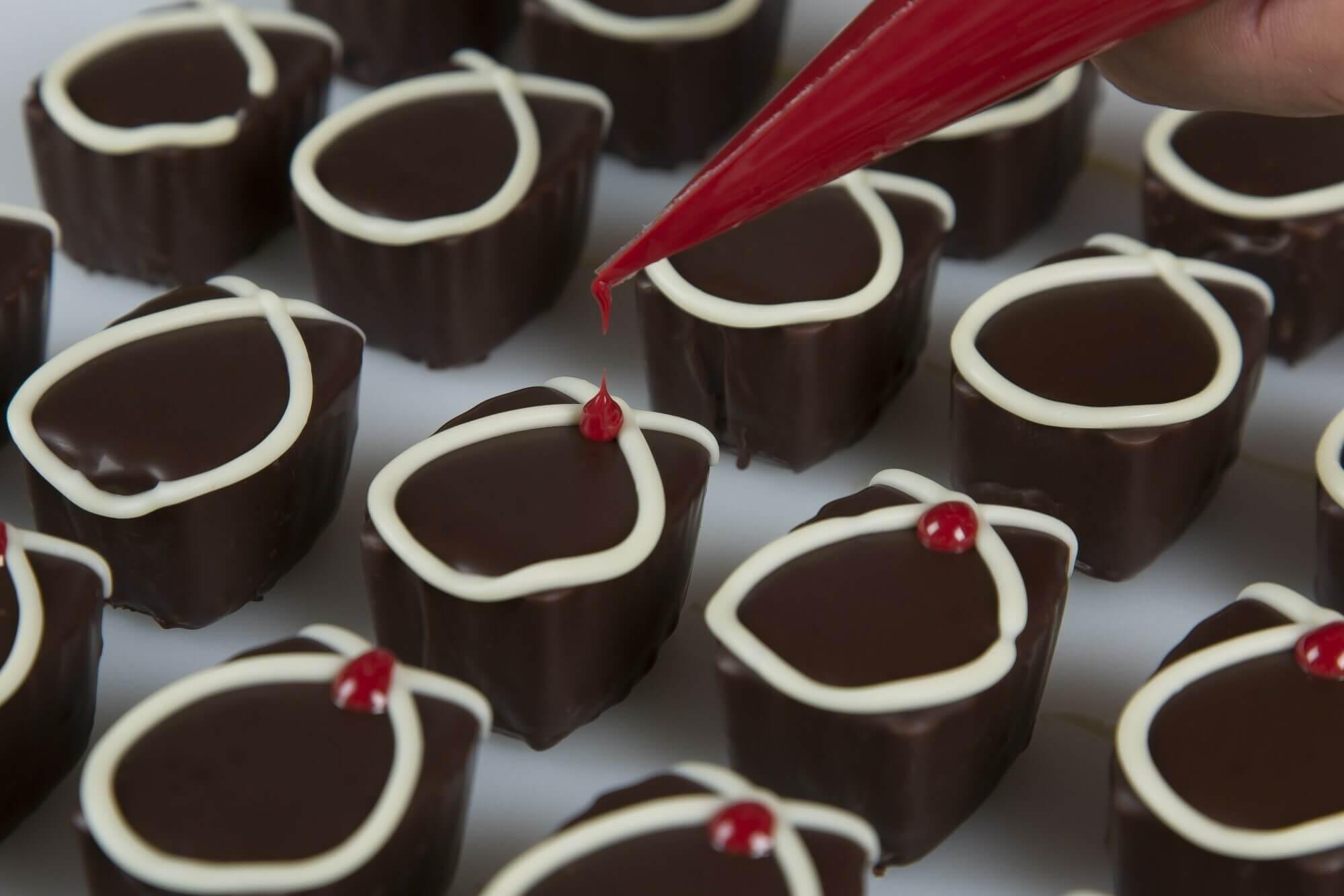 Chocolade Handmatig Martinez