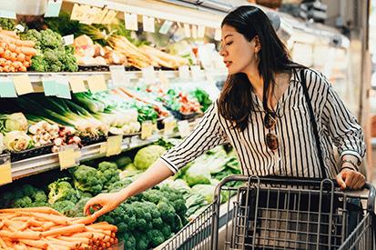Fssc 22000 Dame In Supermarkt Verkleind