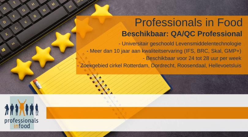 Kandidaatpresentatie Qa Professional