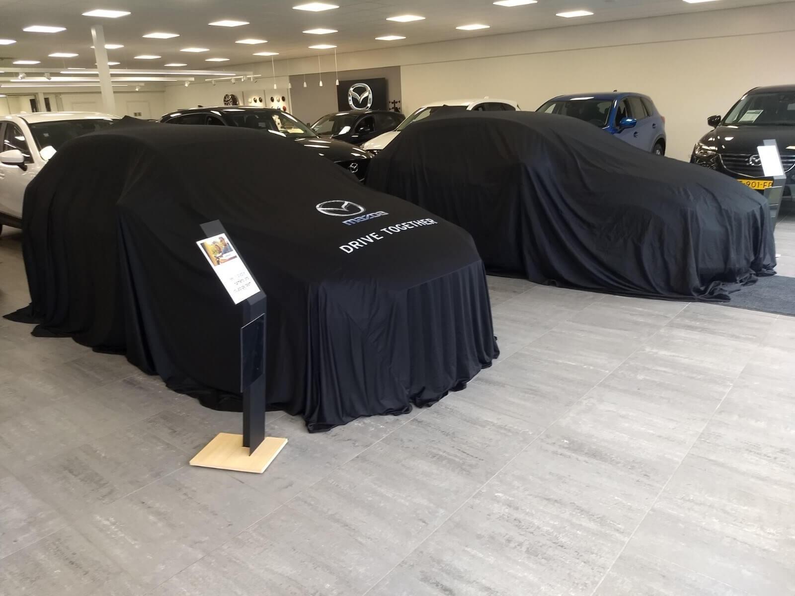 Mazda Undercover