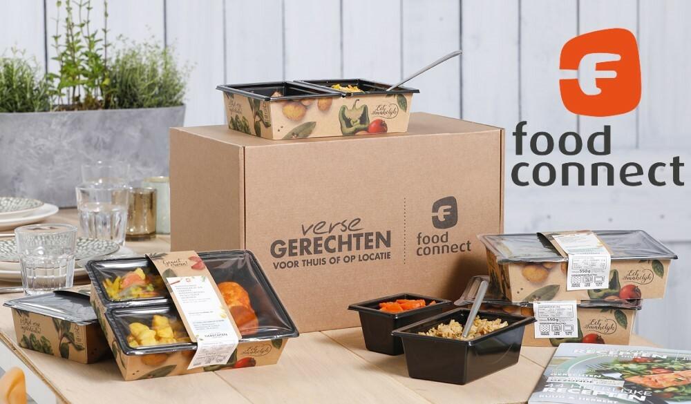 Nieuwe Verpakking2 Klein Food Connect Met Logo