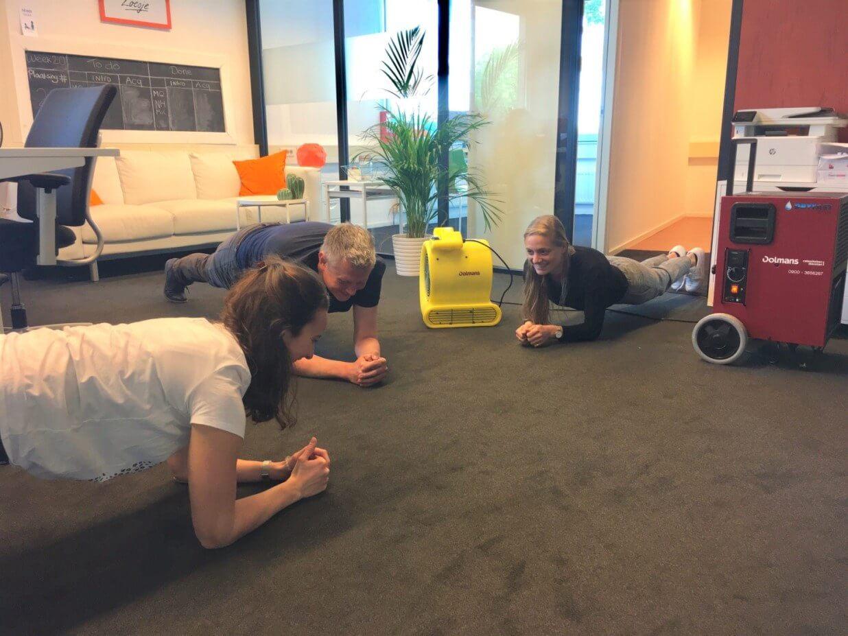 Planking In Den Bosch Verkleind