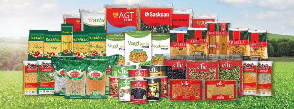 Producten Agt Foods