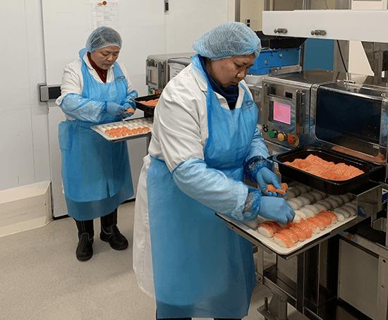 Sushi Ran Production Nigiri