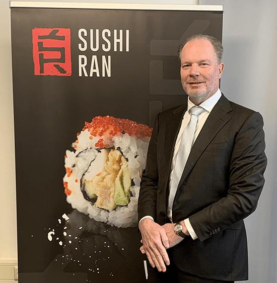 Ton Wesseling Sushi Ran 2