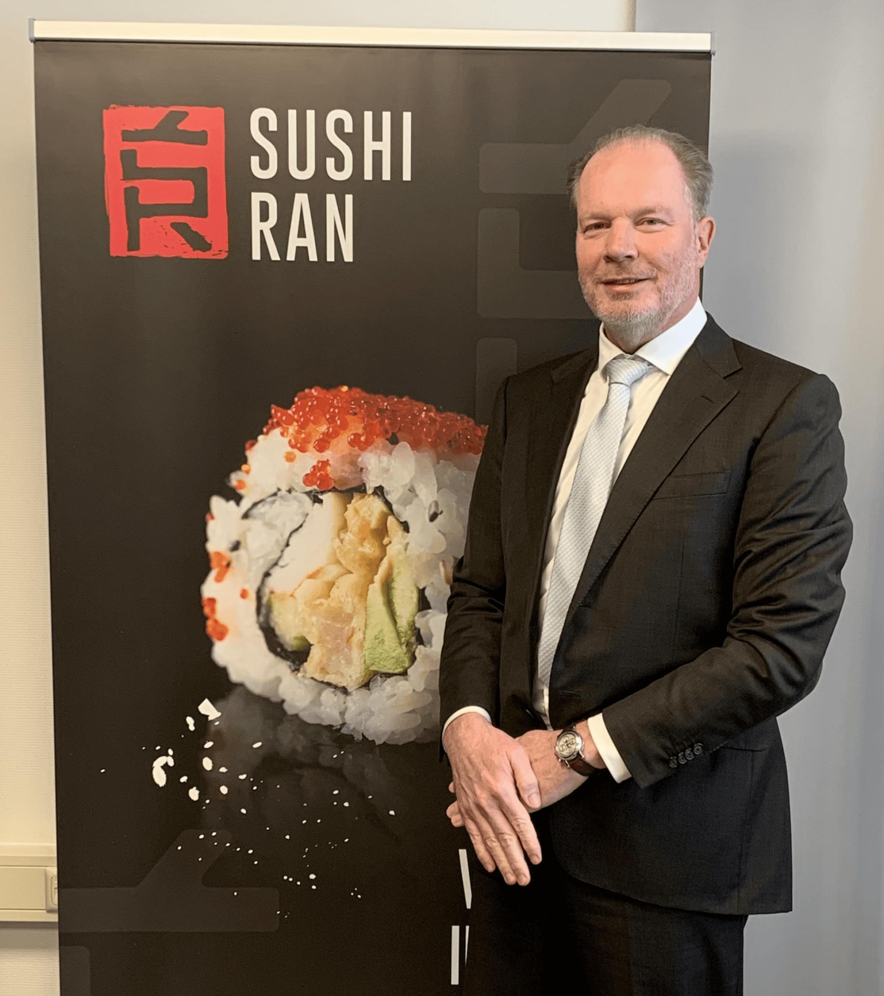 Ton Wesseling Sushi Ran